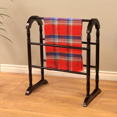 Blanket Racks You'll Love   Wayfair : wood quilt rack - Adamdwight.com