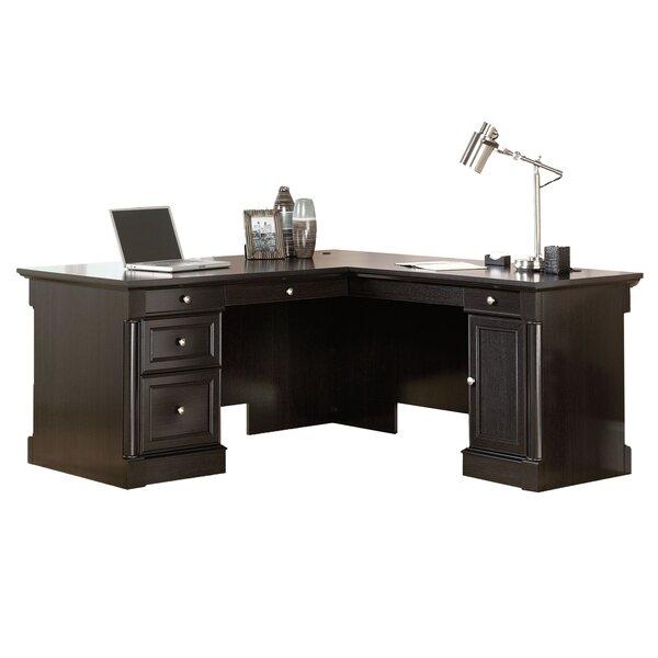 Clever office organisation 29 diy office table Space Wayfair Executive Desks Youll Love Wayfair