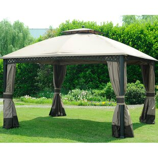 Curtain Windsor Gazebo Side Wall