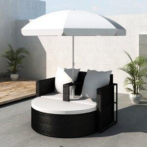 Gartenliege von dCor design