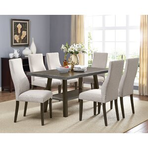 Scottsdale 7 Piece Dining Set by Brassex