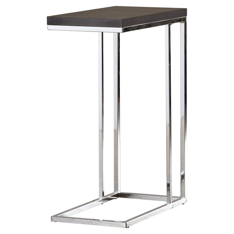 Modern Side End Tables AllModern - 1311581127 red acrylic s shaped coffee table side table modern z table