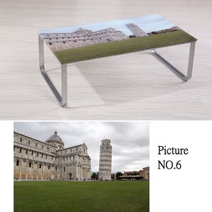 Scene Decor Coffee Table by Container