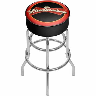 Budweiser 31 Swivel Bar Stool