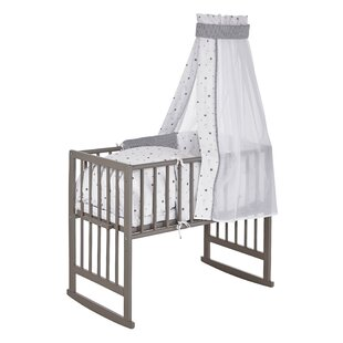 c41850a7ecb Grey Moses Baskets   Cribs You ll Love