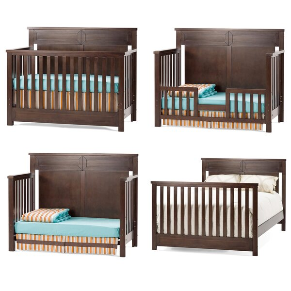 Child Craft Abbott 4 In 1 Convertible Crib Amp Reviews Wayfair