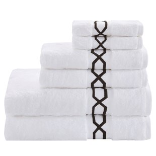 Black Decorative Bath Towels Youll Love Wayfair