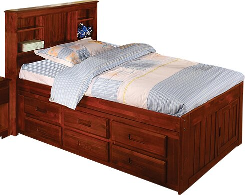 Viv Rae Kaitlyn Mate S And Captain S Bed With Drawers