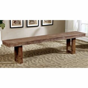 Dario Wood Bench