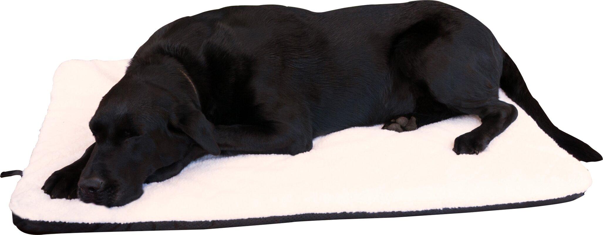 pet tucker crate plush murphy mat reviews orthopedic billy fur pdp