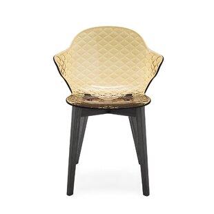 Saint Tropez W - Chair - 4 Leg Wooden Base