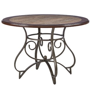 Corinne Metal Dining Table