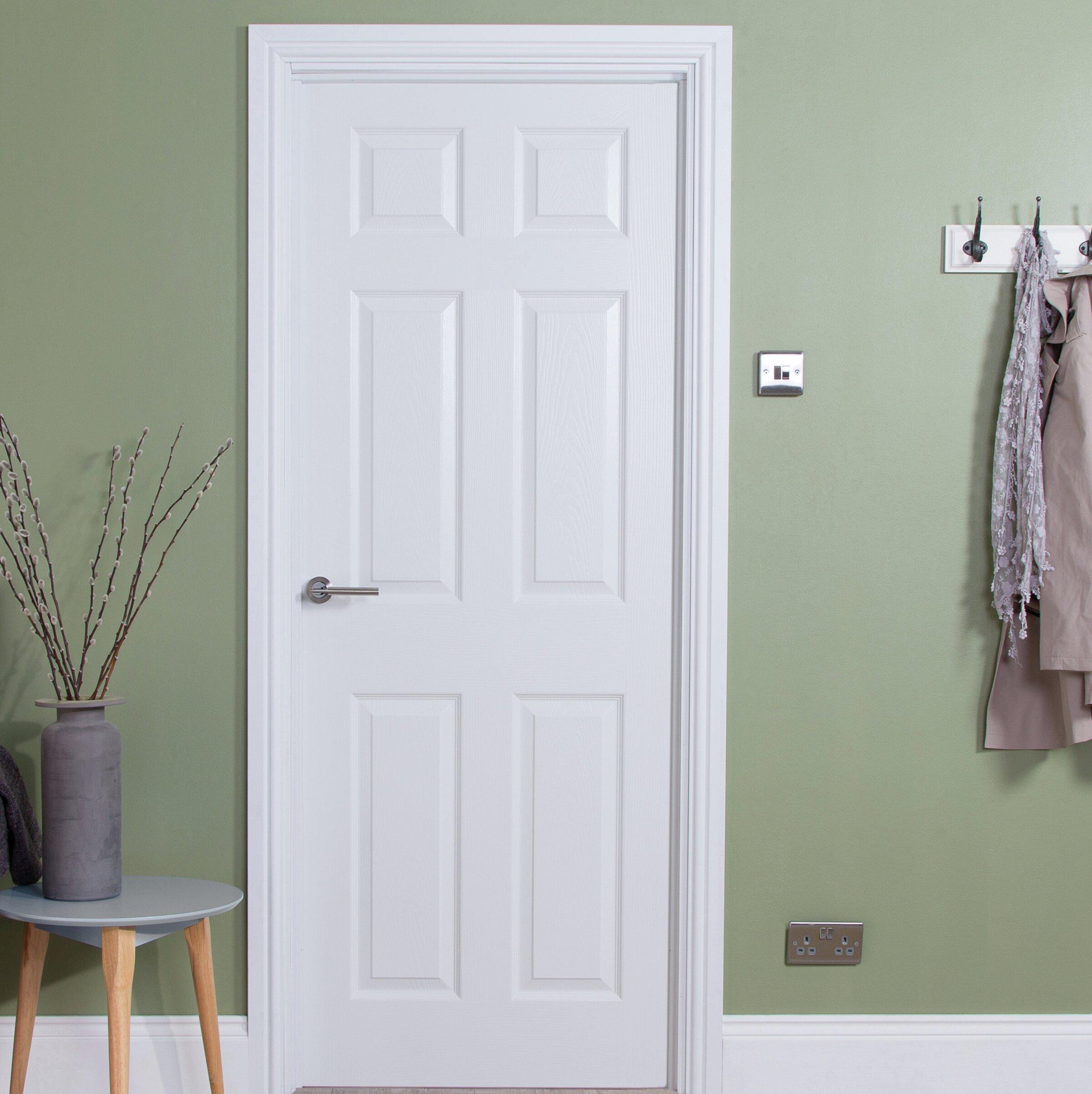 Jeld Wen Bostonian Hollow Panelled MDF Slab Internal Door | Wayfair.co.uk & Jeld Wen Bostonian Hollow Panelled MDF Slab Internal Door | Wayfair ...
