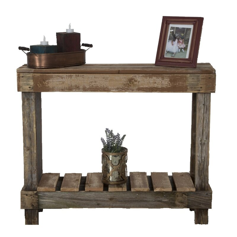 Union Rustic Athena Console Table Amp Reviews Wayfair Ca