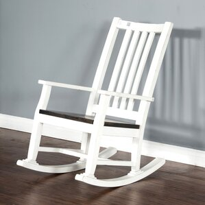 August Grove Fauver Rocking Chair Image