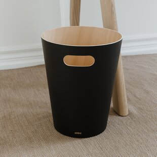 Compare prices Woodrow 2.25 Gallon Trash Can