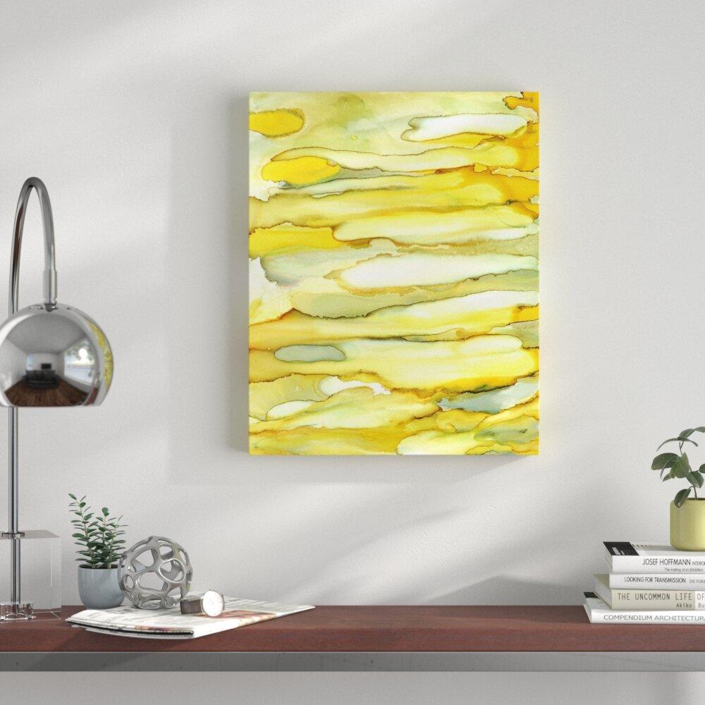 Orren Ellis \'Daybreak\' Print on Canvas   Wayfair