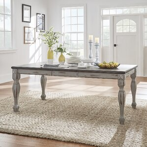 Nathalie Dining Table by Lark Manor