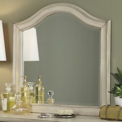 Liberty Furniture Rustic Traditions II Arched Dresser Mirror