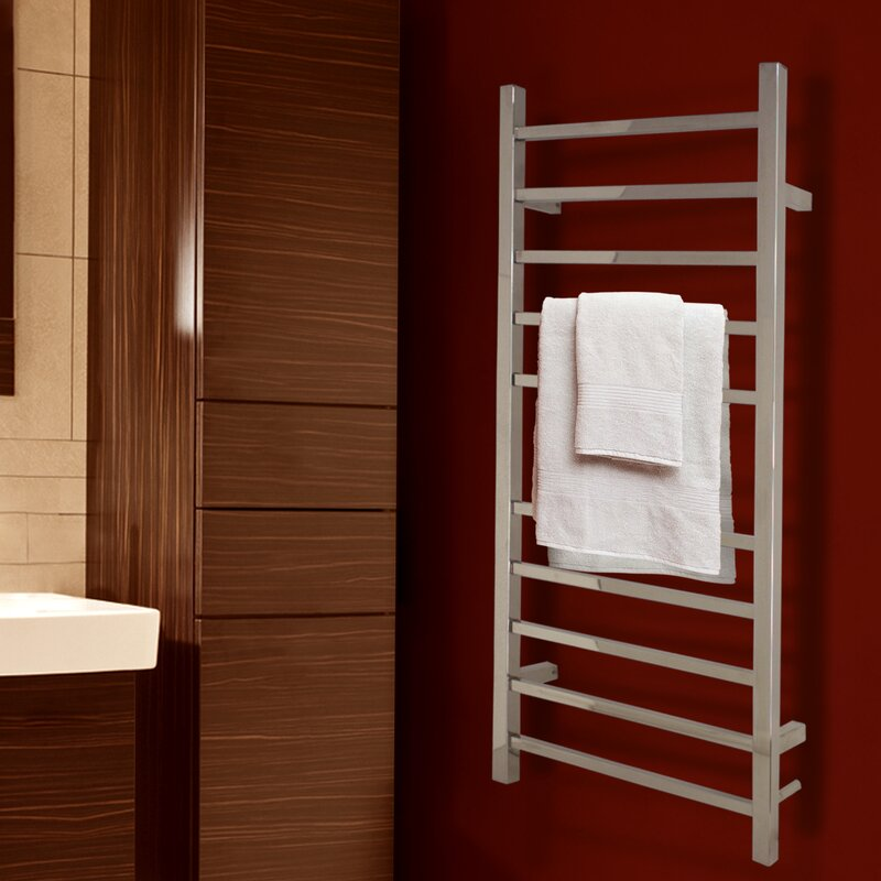 WarmlyYours Metropolitan Wall Mount Electric Towel Warmer Reviews