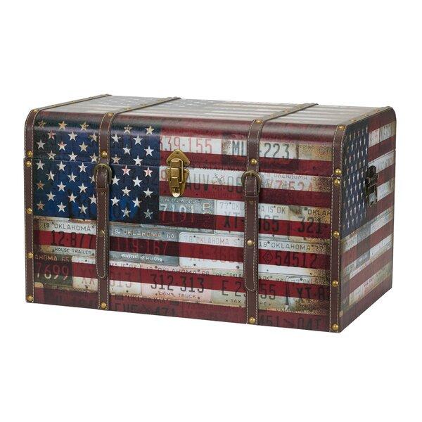 Sumner Americana Decorative Home Storage Trunk Amp Reviews