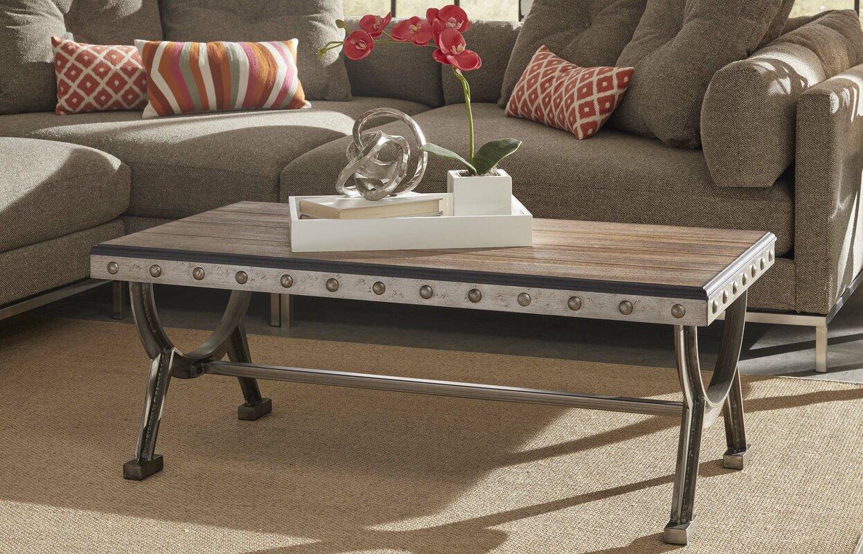 Barlow Coffee Table & Fleur De Lis Living Barlow Coffee Table \u0026 Reviews | Wayfair