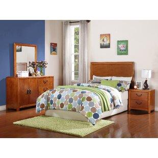 Finley Panel 4 Piece Bedroom Set