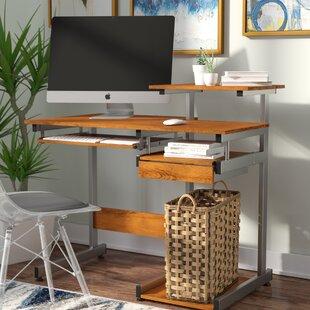 Stupendous Compact Computer Desk Wayfair Ca Complete Home Design Collection Papxelindsey Bellcom