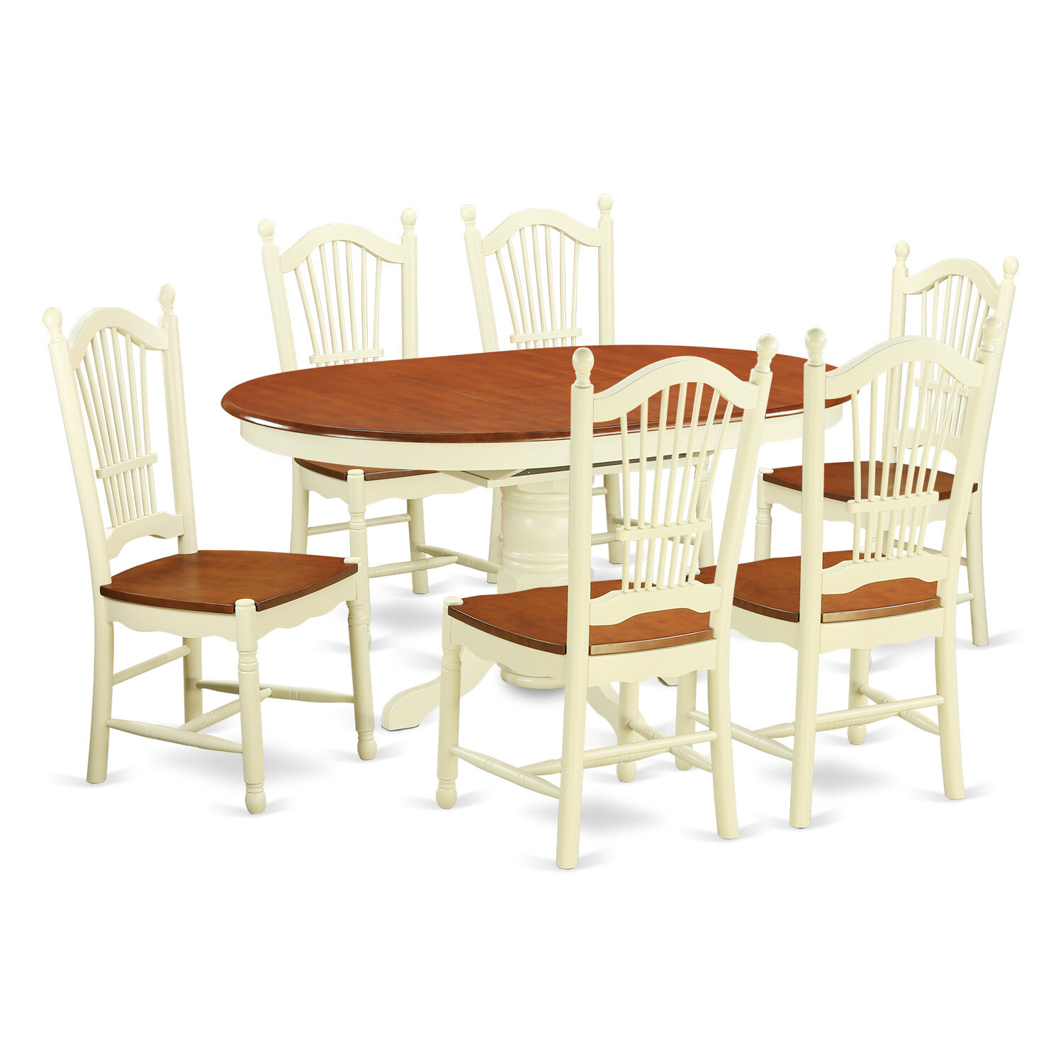 East West Avon 7 Piece Dining Set Reviews