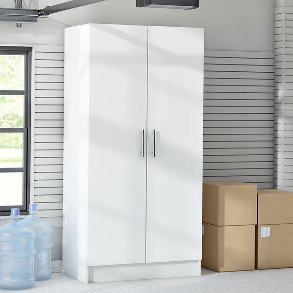 wayfair basics wayfair basics 65h x 32w x 20d wardrobe cabinet reviews wayfair - Wardrobe Cabinet