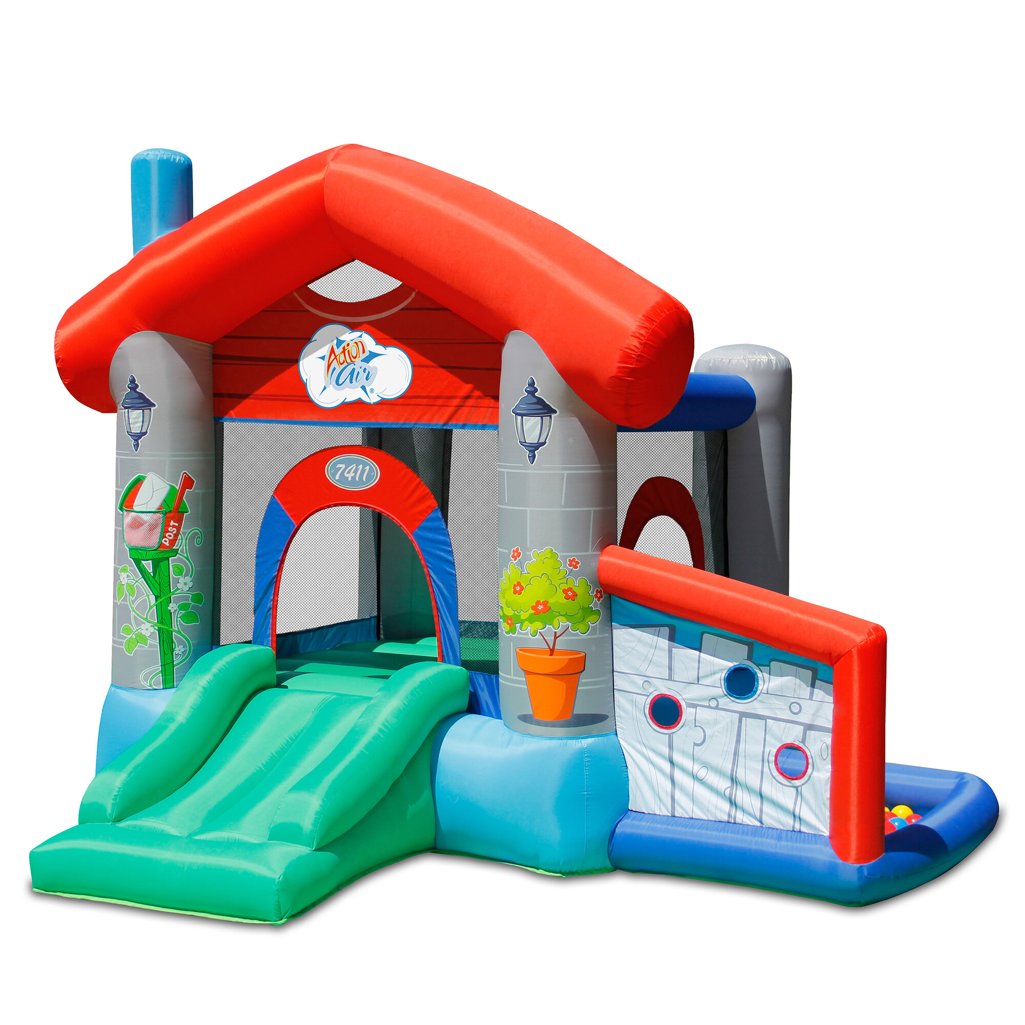 Bounce Houses & Inflatable Slides You'll Love in 2019 | Wayfair