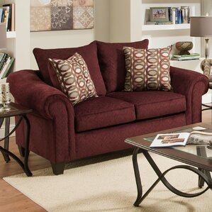 Alfred Loveseat by Chelsea Home