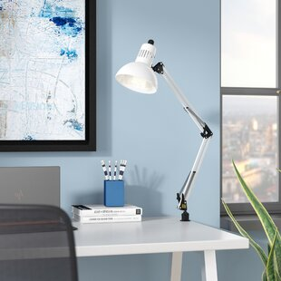 Spirited 20 Led Clip Desk Light Full Touch Control Dimming 360 Degree With Energy-efficient And Eye Protection For Reading Bedroom/office Attractive And Durable Lights & Lighting Lamps & Shades