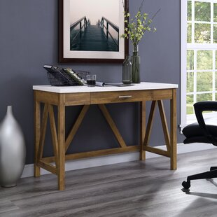 Writing Desk With Marble Top | Wayfair