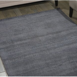 Ravine Hand-Tufted Slate Grey Area Rug by Calvin Klein Home