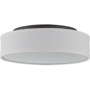 modern flush mount lighting allmodern