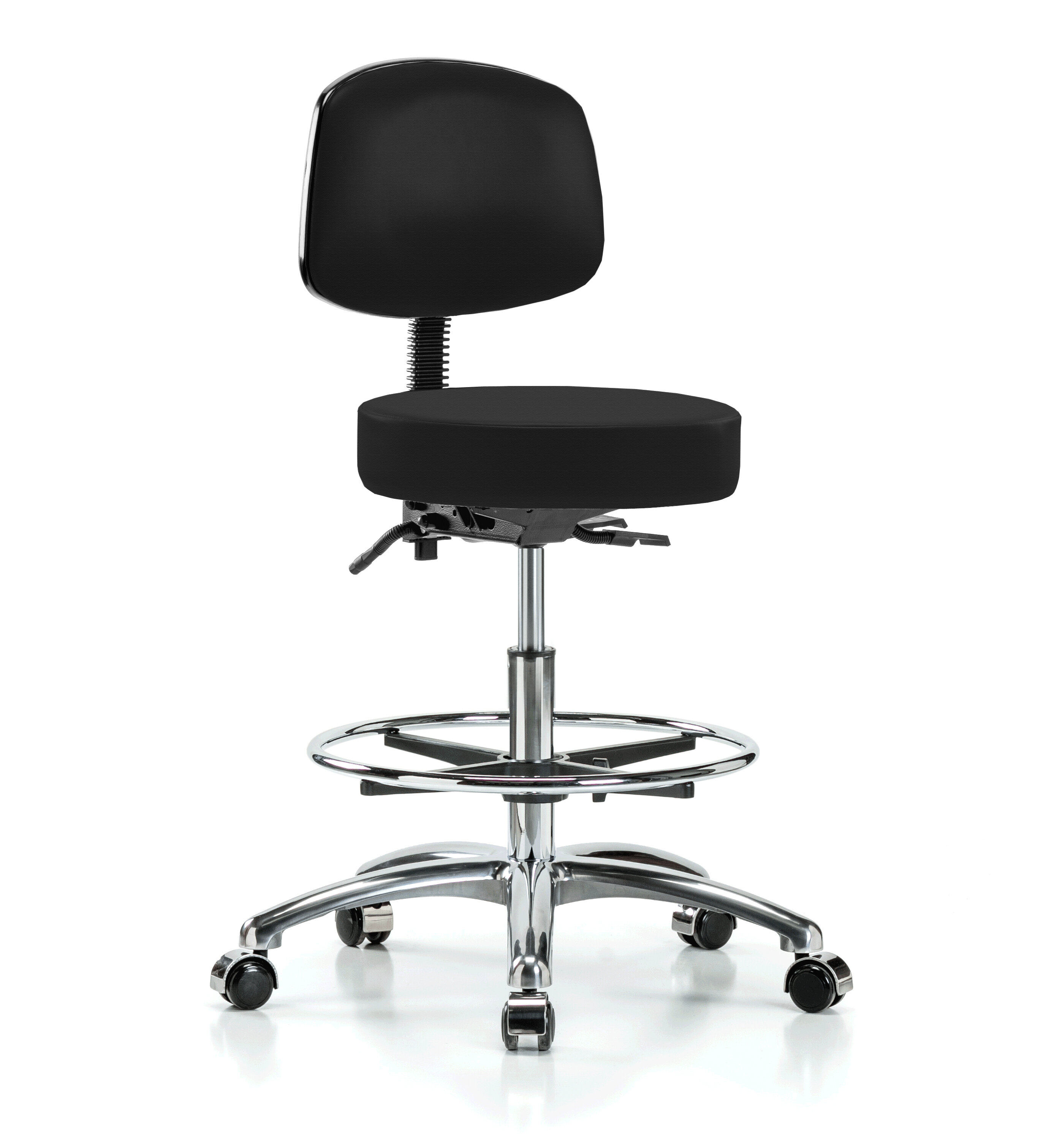 Perch Chairs Amp Stools Height Adjustable Doctor Stool With
