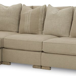 Warner Modular Sectional by Gracie Oaks
