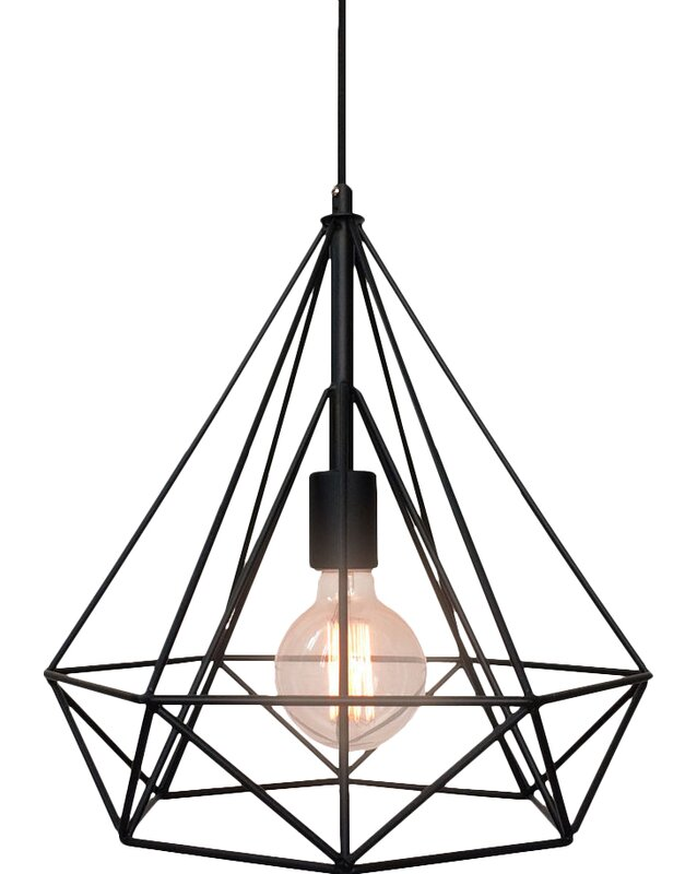 Salerno 1 Light Pendant Reviews