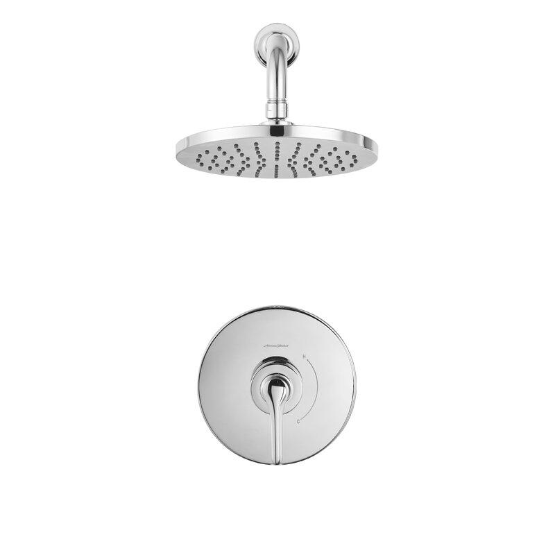 Studio Water Saving Diverter Shower Faucet With Valve