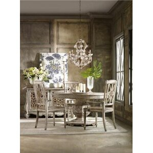 Chatelet Extendable Dining Table by Hooker Furniture