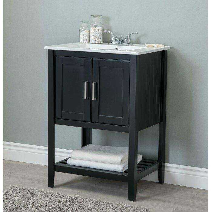 Reynal 24 Single Bathroom Vanity Set