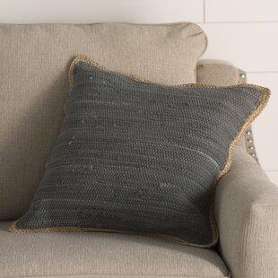Dark Gray Throw Pillows Wayfair