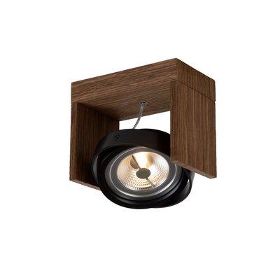 deckenstrahler leuchtschirmfarbe braun. Black Bedroom Furniture Sets. Home Design Ideas