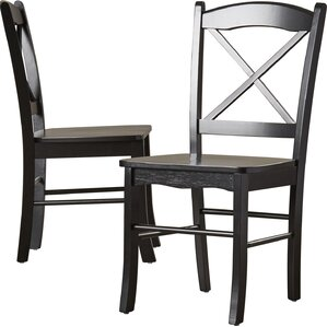 Cara Side Chair (Set of 2) by August Grove