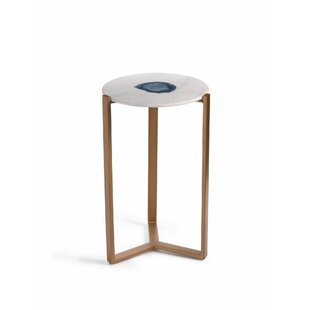 tall end tables. Caspian 20-inch Tall Marble End Table Tables