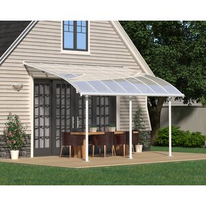 Joyau2122 14ft. W x 10ft. D Patio Cover Awning