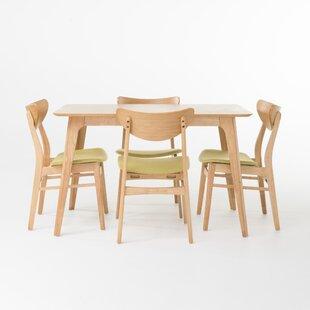 Lillard 5 Piece Dining Set