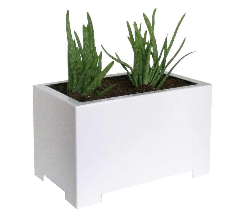 Alora Steel Planter Box
