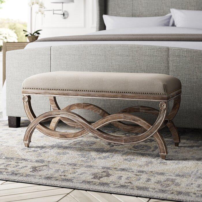 Grundy Upholstered Bedroom Bench